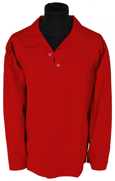 Französisches Takelhemd - rot