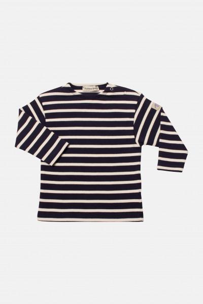 Armor Lux Baby-Streifenshirt marine-natur Loctudy Baby