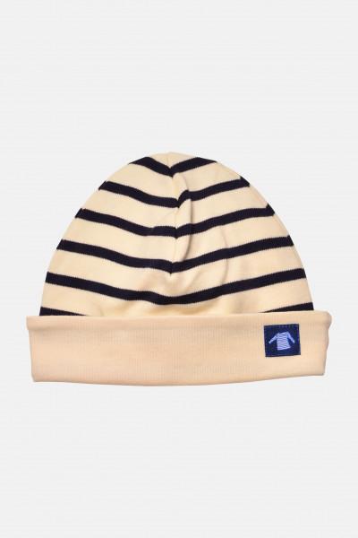 Armor Lux Baby-Mütze natur-blau